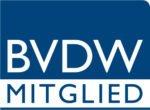 Wir sind BVDW Mitglied