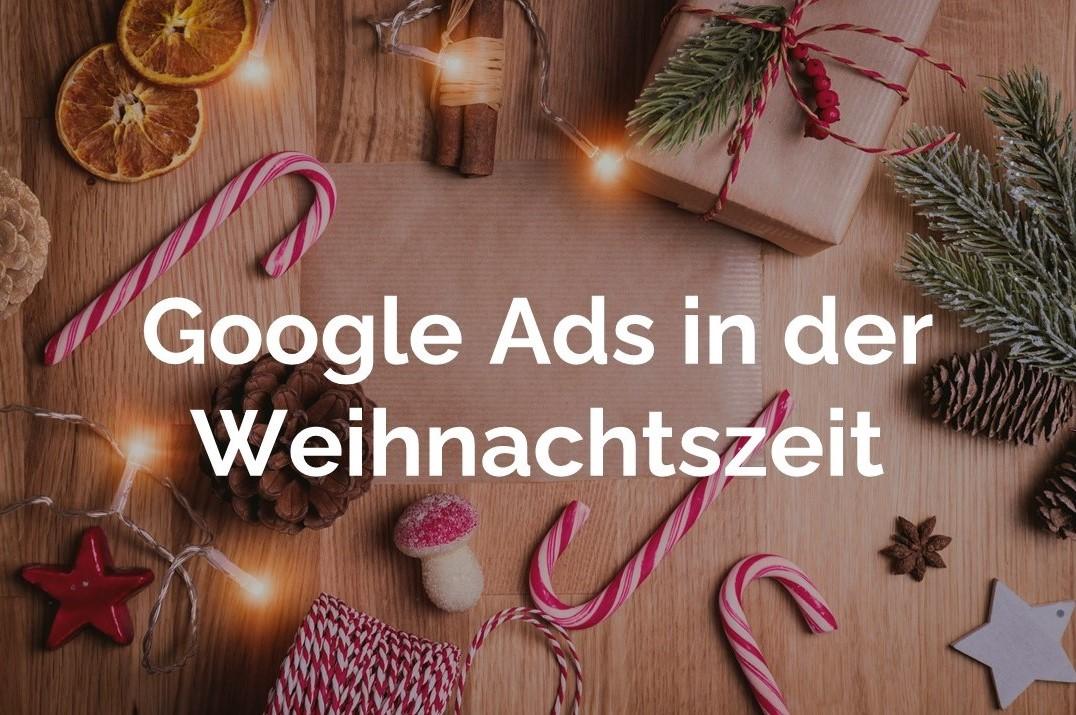 Google Ads in der Weihnachtszeit